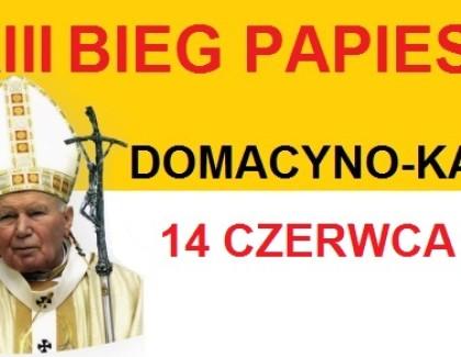 XXIII Bieg Papieski Domacyno-Karlino 2015