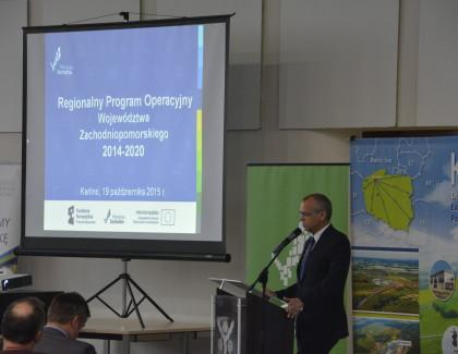Spotkanie informacyjne nt. RPO WZ 2014-2020