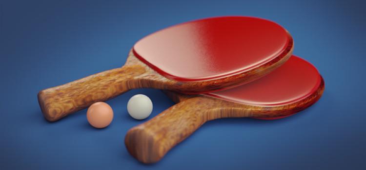 Amatorski turniej tenisa stołowego PAJACYKI