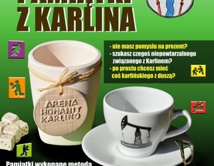 Szukasz pomysłu na prezent/upominek z Karlina?
