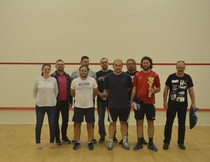 II karlińska liga squasha – finał