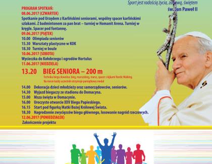 Bieg Papieski im. Jana Pawła II