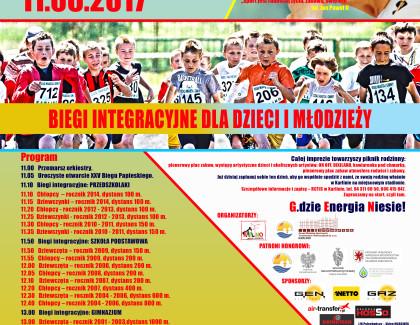 XXV Bieg Papieski dla Dzieci i Młodzieży