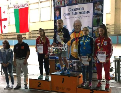 Trzy medale karlinianek we Lwowie