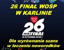 FINAŁ WOŚP 2018