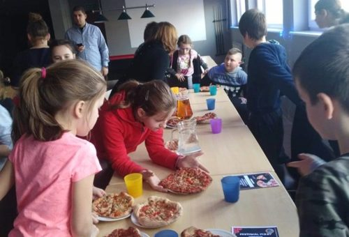 Festiwal pizzy – kolejna grupa