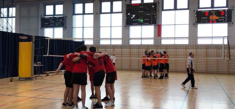 Regionalny Turniej Piłki Siatkowej Chłopców-Igrzyska Młodzieży Szkolnej (Gimnazjum oraz Kluby VII-VIII Szkół Podstawowych).