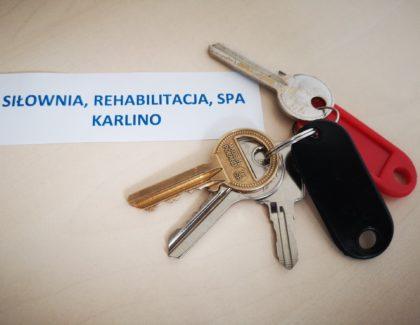 SIŁOWNIA w Homanit Arena – Regionalne Centrum Turystyki i Sportu w Karlinie