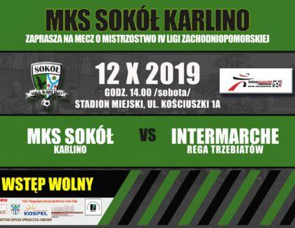 Zaproszenie na mecz MKS Sokół Karlino