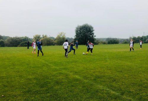 Mistrzostwa Powiatu Szkół Ponadgimnazjalnych w piłce nożnej chłopców i dziewcząt tzw. LICEALIADA