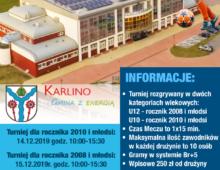 Świąteczny Turniej Piłki Nożnej dla Dzieci   IMPERIALL CUP 2019