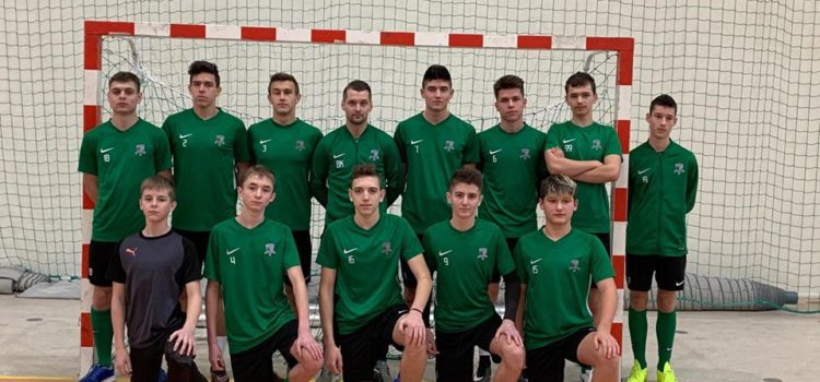 II miejsce Juniorów w Kretomino Cup 2020